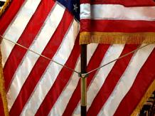 FLAG SPREADER FOR INDOOR FLAG  BY BALD EAGLE INDUSTRIES, BALD EAGLE FLAG AND BALD EAGLE FLAG STORE SERVING FREDERICKSBURG, RICHMOND, HAMPTON, NEWPORT NEWS, NORFOLK, VA BEACH, ARLINGTON, ALEXANDRIA, FAIRFAX COUNTY, WINCHESTER VA, HARRISONBURG VA, ROANOKE VA, FLAG STORE PHONE 540-374-3480