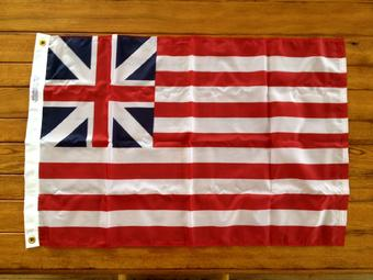 GRAND UNION FLAG AMERICAN FLAG AND CHERRY FLAG DISPLAY CASE BY BALD EAGLE INDUSTRIES, BALD EAGLE FLAG AND BALD EAGLE FLAG STORE SERVING FREDERICKSBURG, RICHMOND, HAMPTON, NEWPORT NEWS, NORFOLK, VA BEACH, ARLINGTON, ALEXANDRIA, FAIRFAX COUNTY, WINCHESTER VA, HARRISONBURG VA, ROANOKE VA, FLAG STORE PHONE 540-374-3480