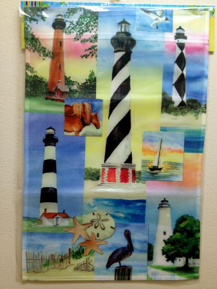 LIGHTHOUSE FLAG BY BALD EAGLE INDUSTRIES AND BALD EAGLE FLAG STORE COMMERCIAL FLAGS AND FLAGPOLES FREDERICKSBURG VA