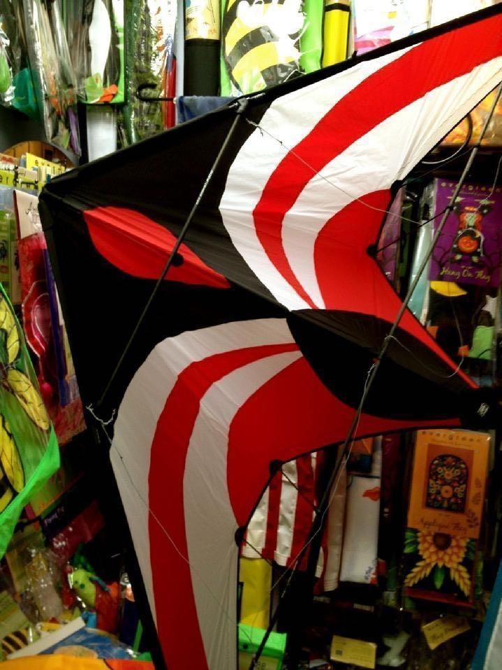 SPORT KITE FOR SALE AT BALD EAGLE FLAG STORE, 540-374-3480 PHOTOGRAPH BY BALDEAGLEINDUSTRIES.COM DO NOT COPY