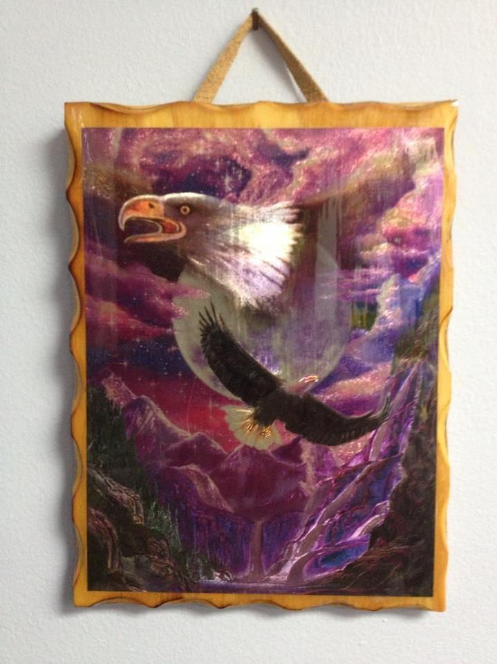 WILDLIFE ART BY BALD EAGLE FLAG STORE, BEAR, WOLF, BOB CAT, BALD EAGLE, FALCON, DEER, RACCOON, FOX, SALMON FISH, OWL, PONY, HORSE, NATIVE AMERICAN INDIAN