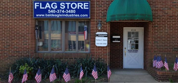 US FLAG AND FLAGPOLE SALES BY BALD EAGLE INDUSTRIES FREDERICKSBURG VA USA, UNITED STATES FLAG, STATE FLAG, MILITARY FLAG, CUSTOM FLAG, HISTORICAL FLAG, INDOOR FLAG FOR CHURCH, INTERNATIONAL FLAG, WORLD FLAG AND FLAG PRODUCT, PHOTOGRAPH BY BALDEAGLEINDUSTRIES.COM (540) 374-3480