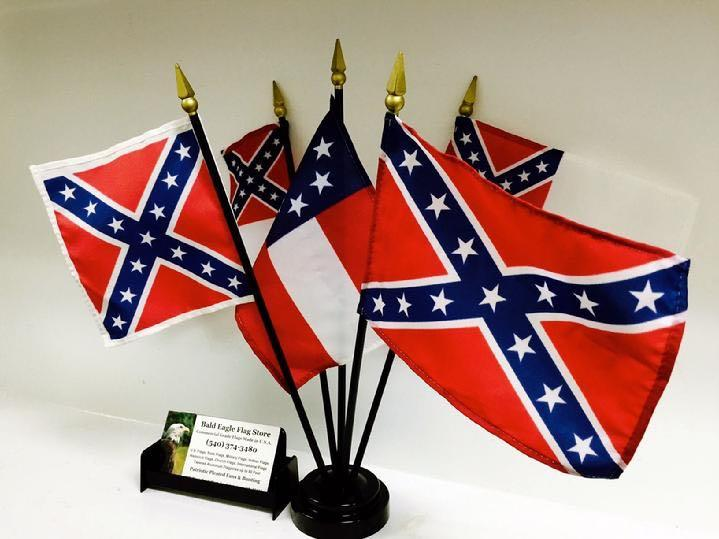 CIVIL WAR CONFEDERATE FLAG SALES BY BALD EAGLE FLAG STORE FREDERICKSBURG VIRGINIA USA, 540-374-3480 PHOTOGRAPH BY BALDEAGLEINDUSTRIES.COM