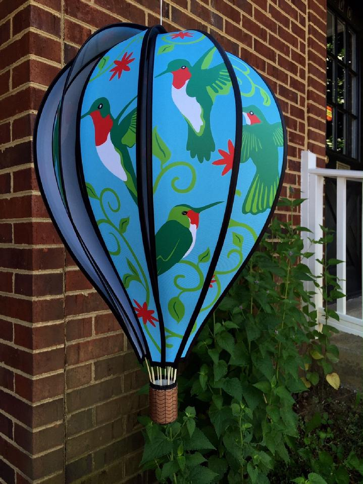 HUMMINGBIRD HOT AIR BALLOON SALES BY BALD EAGLE FLAG STORE FREDERICKSBURG VA USA, 540-374-3480 PHOTOGRAPH BY BALDEAGLEINDUSTRIES.COM