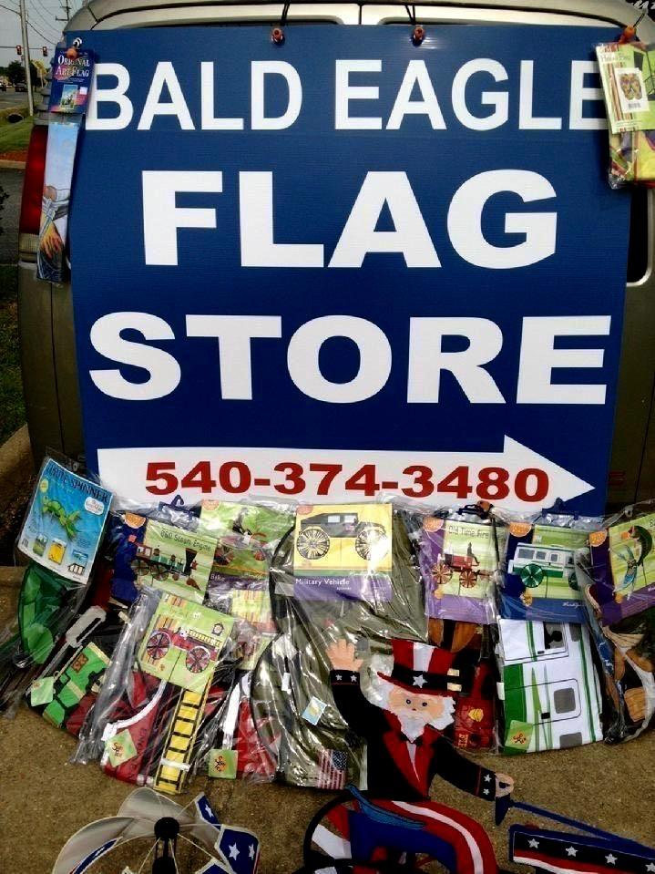 WHOLESALE KITES, WINDSOCKS AND GARDEN SPINNERS BY BALD EAGLE FLAG STORE FREDERICKSBURG VIRGINIA USA 540-374-3480 PHOTOGRAPH BY BALDEAGLEINDUSTRIES.COM
